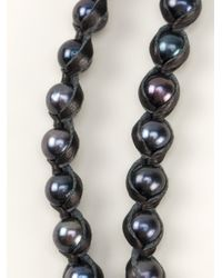 Spinelli Kilcollin Black Dahlia Necklace