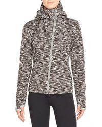 Bench Black Variety Space-Dye Knitted Jacket