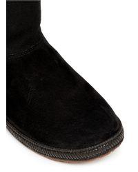 UGG Black 'garnet' Boots