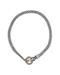 John Hardy | Metallic Legends Naga Dragon Necklace | Lyst