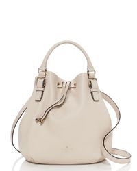 kate spade new york - Natural Cobble Hill Sandy - Lyst