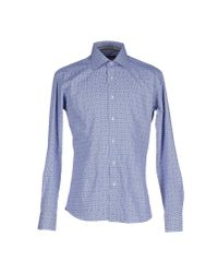 Takeshy Kurosawa | Blue Shirt for Men | Lyst