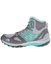 The North Face - Blue Ultra Fastpack Mid - Lyst