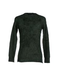 DSquared² | Green Sweater for Men | Lyst