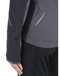 Arc'teryx Black Gaea Light Insulated Running Jacket
