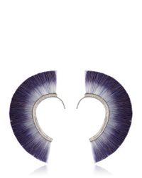 Bjorg | Blue Knight Ear-Cuff | Lyst