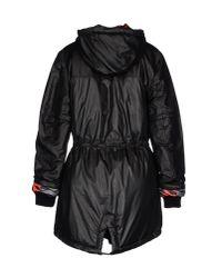Fifteen & Half Black Coat for men