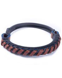 Miansai | Blue Black Blithe Noir Bracelet for Men | Lyst