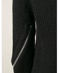 Hotel Particulier Black Turtleneck Sweater