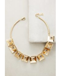 Sarah Magid | Metallic Cubiques Necklace | Lyst