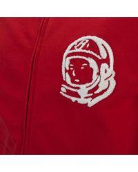 Billionaire Boys Club - Ice Cream Gray Men'S Helmet Zip Front Hoody for men