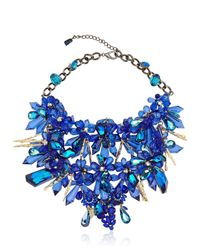 Anabela Chan - Blue Beasts Collection Necklace - Lyst