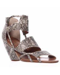 Corso Como | Metallic Coco Dress Sandal | Lyst