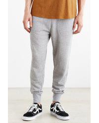 BDG - Gray Knit Jogger Pant for Men - Lyst