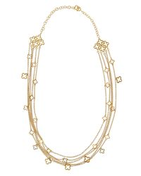 Dinny Hall | Metallic Gold Vermeil Talitha Necklace | Lyst