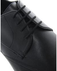 KG by Kurt Geiger - Black Kg By Kurt Geiger Everett Laceup Shoes for Men - Lyst