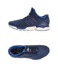 Adidas Originals Blue Ax 2 Mid Gtx® for men