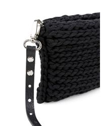 Wool And The Gang | Black All We Need Purse | Lyst
