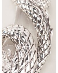 Roberto Cavalli | Metallic Horses Necklace | Lyst