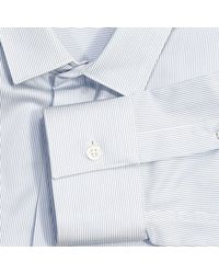 Emporio Armani | Blue Shirt for Men | Lyst