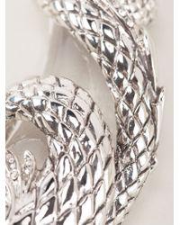 Roberto Cavalli | Metallic Horses Necklace | Lyst