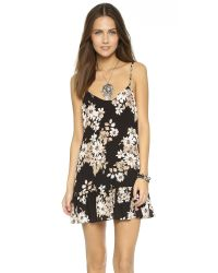 Flynn Skye | Black I Am Lolita Dress - Blurred Vision | Lyst