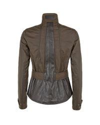 Barbour Metallic Drayton Jacket