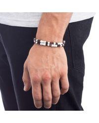 Lulu Frost - White 'victory'' Morse Doublet Bracelet - Lyst