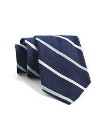 Todd Snyder | Blue St. Marks Multi Stripe Tie In Navy for Men | Lyst