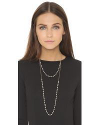 Heather Hawkins | White Goldenmouth Freshwater Cultured Pearl Necklace - Pearl | Lyst