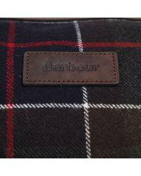 Barbour Brown Unisex Lochy Explorer Holdall for men
