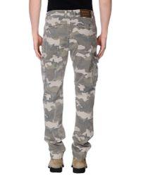 GAUDI   Green Casual Trouser for Men   Lyst
