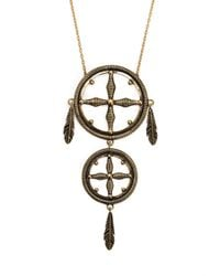 Pamela Love - Yellow 'sueno' Pendant Necklace - Lyst
