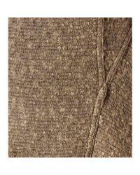 Rick Owens - Brown Wool-blend Coat - Lyst