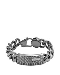 DIESEL | Metallic Bracelet Dx0853 for Men | Lyst