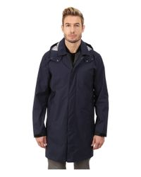 Cole Haan - Blue 3 In 1 Bonded Softshell Topper for Men - Lyst