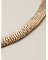 Kelly Wearstler - Metallic 'Aqueous' Collar Necklace - Lyst