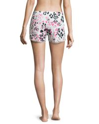 Cosabella - White Pink Panther Pajama Boxer Shorts - Lyst