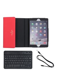 Kate Spade | Red Cedar Street Ipad Mini 2/3 Keyboard Folio | Lyst