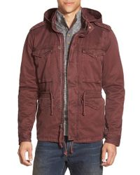 Lucky Brand | Purple Military Jacket for Men | Lyst