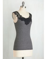 Areve | Gray Dessert Is Served Top In Charcoal | Lyst
