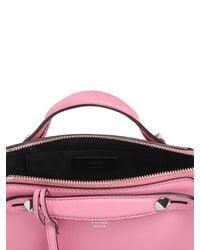 Fendi - By The Way Mini Pink Cross-body Bag - Lyst