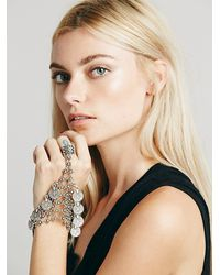 Free People - Metallic Chanour Womens Lovebird Handpiece - Lyst