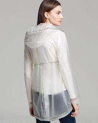HUNTER Multicolor Raincoat Original Clear Smock