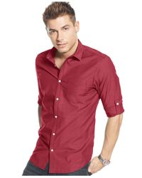 INC International Concepts   Red Only At Macy's for Men   Lyst