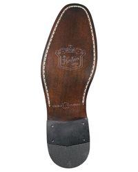 Florsheim - Black Jet Apron Toe Side Bit Loafers for Men - Lyst