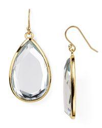kate spade new york | Metallic Day Tripper Earrings | Lyst