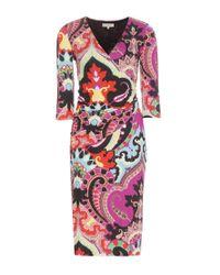 Etro | Multicolor Printed Dress | Lyst