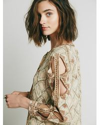 Free People - Multicolor New Romantics Womens New Romantics Mockingbird Dress - Lyst