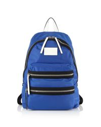 Marc By Marc Jacobs - Blue Domo Arigato Packrat Backpack - Lyst